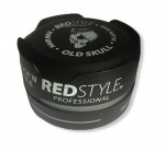 Red Style Old Skull Hair Wax pasta perfumowana srebrna 150ml