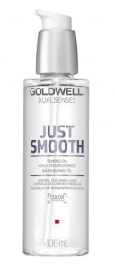 Goldwell Dualsenses Just Smooth olejek ujarzmiający 100ml