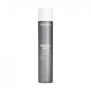 GOLDWELL STYLESIGN PERFECT HOLD MAGIC FINISH - lakier nabłyszczający  500ml