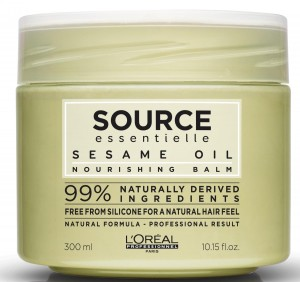 LOREAL SOURCE NOURISH BALM odżywcza maska 300 ML