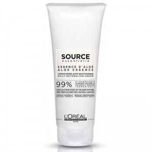 LOREAL SOURCE DAILY DETANG CREAM odżywka 200 ML