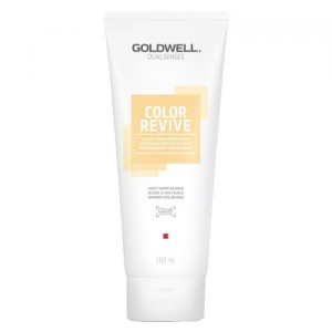 Goldwell Color Revive Light Warm Blonde odżywka jasny ciepły blond 200ml