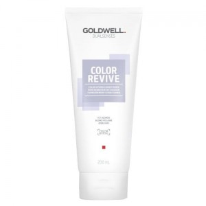 Goldwell Color Revive Ice Blonde odżywka lodowy blond 200ml