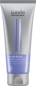 LONDA COLOR REVIVE BLONDE & SILVER maska do włosów blond 200ml